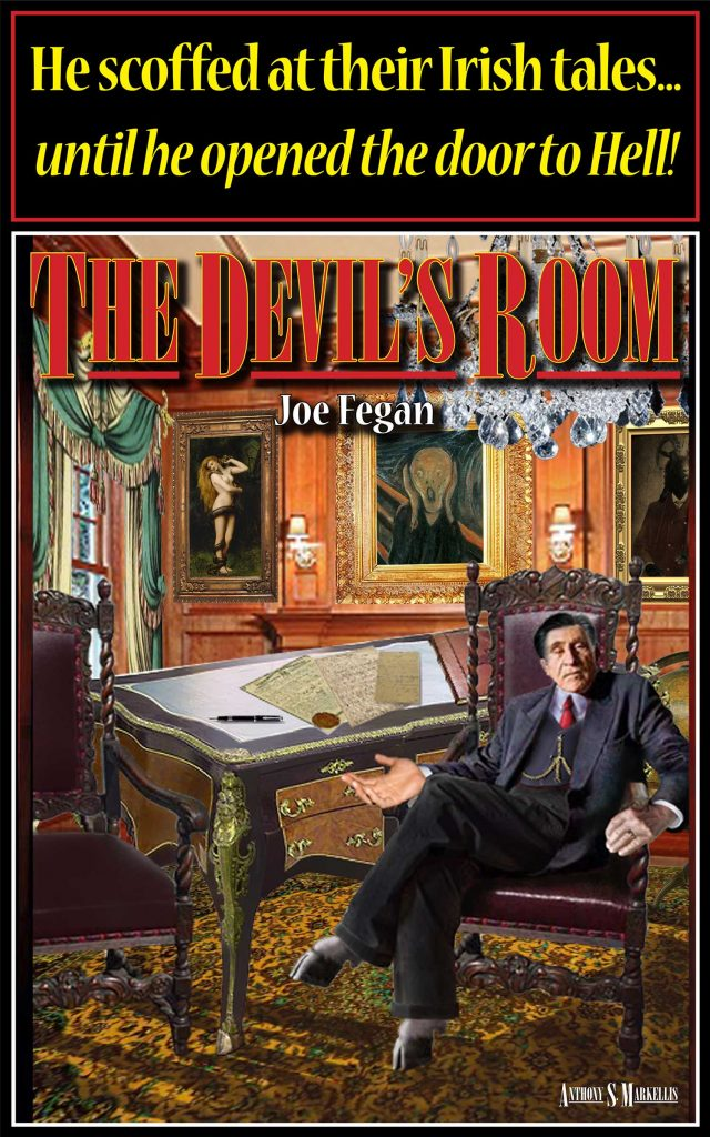 The Devils Room Book Cover